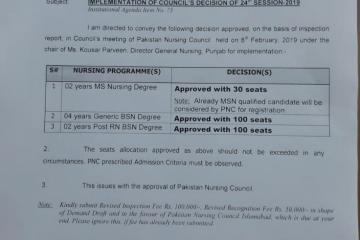 KMU Institute of Nursing Sciences becomes the second largest nursing